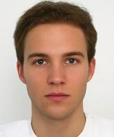 Prototypisch knap gezicht van een man: variant 2